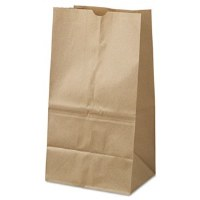 Grocery Bags Brown #25 SQ(500)