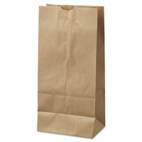 Grocery Bags Brown #8 (500)