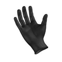 Nitrile PF BK Glove 2XLG10/100