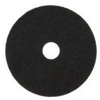 "Floor Pads 12"" Black Strip"