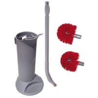 Unger Ergo Toilet Bowl Brush w/ Holder