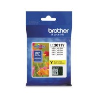 Brother LC3011Y Ink Yellow