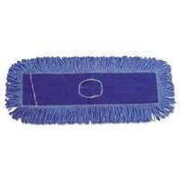 "Dust Mop Refill 18"" x 5"" Blue"