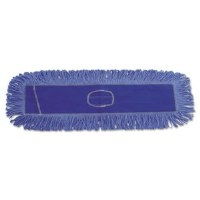 "Dust Mop Refill 24"" x 5"" Blue"