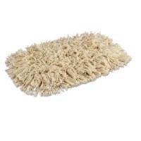"Dust Mop Refill 12"" x 5"" White"