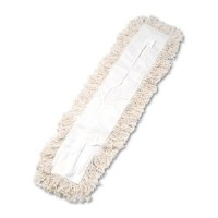 "Dust Mop Refill 36"" x 5"" White"