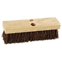 "Deck Brush 10"" Palmyra Brown"