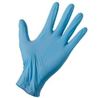 Nitrile Powder-Free Gloves Medium (10/100)