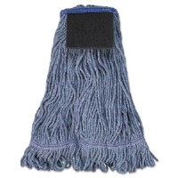 """Looped Mop Large Blue 1"""""""