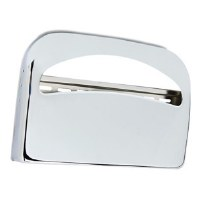 Seat Cover Dispenser Chrome BW