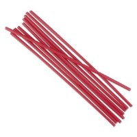 "Coffee Stirrers 5.25"" Red 10K"