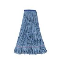"""Looped Mop Medium Blue 1"""""""