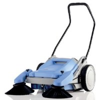 NaceCare Manual Push Sweeper