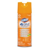 Clorox 4-In-One Disinfectant & Sanitizer 14oz