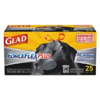 Glad ForceFlexPlus Large Drawstring Bags (150)