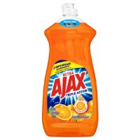 Ajax Dish Soap Orange 28oz (9)