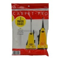 Carpet Pro Upright Bags (3)
