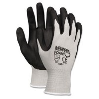 Foam Nitrile Gloves Large (12)