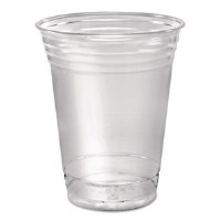 Plastic Cups Clear 16oz (50)