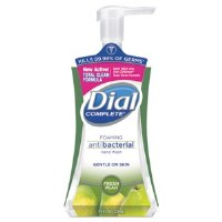 Dial Antibacterial Foam Hand Soap 7.5oz (8) Pear