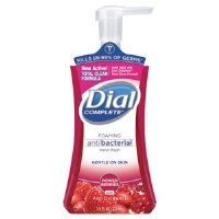 Dial Antibacterial Foam Hand Soap 7.5oz(8) Berry