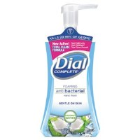 Dial Antibacterial Foam Hand Soap 7.5oz(8) Coconut