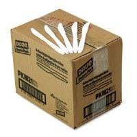 Plastic Knives White MW (1000)