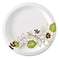 "Paper Plate 8.5"" Pathways 500"