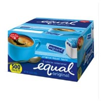 Equal Sweetener Packs (500)
