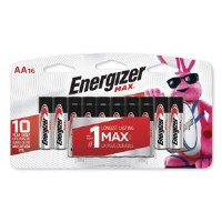 Energizer AA Batteries (16)