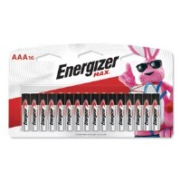 Energizer AAA Batteries (16)