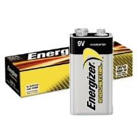 """Energizer Industrial Alkaline """"9V"""" Battery"""