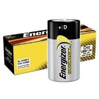 "Energizer Industrial Alkaline ""D"" Battery"