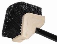 """Baseboard Corner Poly Brush 5"""""""