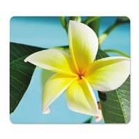 Mouse Pad Yellow Flower