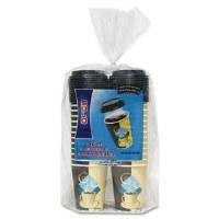 Paper Hot Cups/Lids 12oz (52)