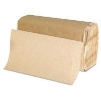 Singlefold Brown Towel (4000)