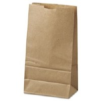 Grocery Bags Brown #16 (500)