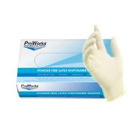 Latex PwdFree Glove SML (100)