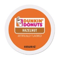 K-Cup DD Hazelnut Blend (24)