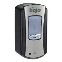 Gojo LTX-12 Touch Free Brushed Chrome Dispenser
