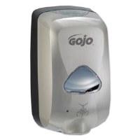 Gojo TFX Foam Soap Chrome Dispenser
