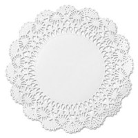 "Lace Doilies 12"" Round (1000)"