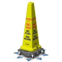 Cordless Air-Mover w/Safety Cone