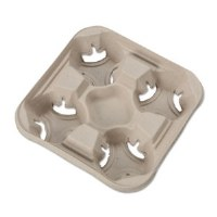 Cup Tray Molded Holder 8-32oz