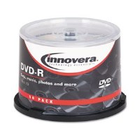 DVD-R Recordable Discs (50)