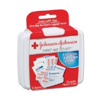 First Aid Kit Mini To Go J&J