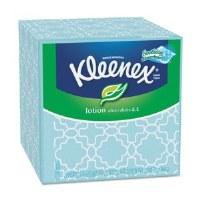 Kleenex Lotion Facial Tissue (27/75)