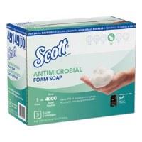 Scott Antimicrobial Foam Skin Cleanser 1L (3)