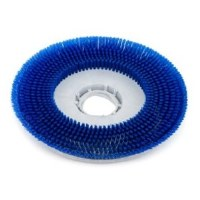 "Advance 20"" Poly Brush w/Plate"